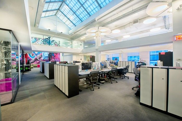 Office Tour The 9 Best Startup And Tech Offices In New