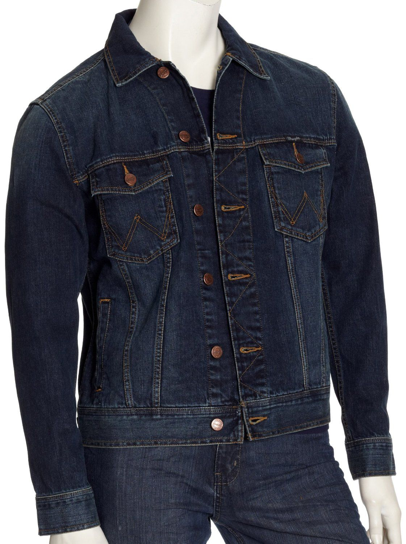 Wrangler Jeans Men S Jacket Amazon Co Uk Clothing Wrangler Jeans Wrangler Jeans Mens Jackets [ 1500 x 1121 Pixel ]