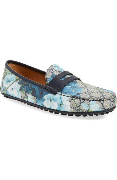 4083f69ac23 GUCCI  Kanye  Driving Shoe (Men).  gucci  shoes