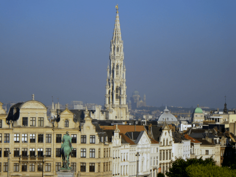 Bruxelles, au pays de la mixité Bruxelles, Pays, Belgique