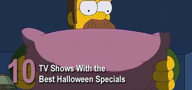 best tv halloween specials 10 tv shows with the best halloween specials
