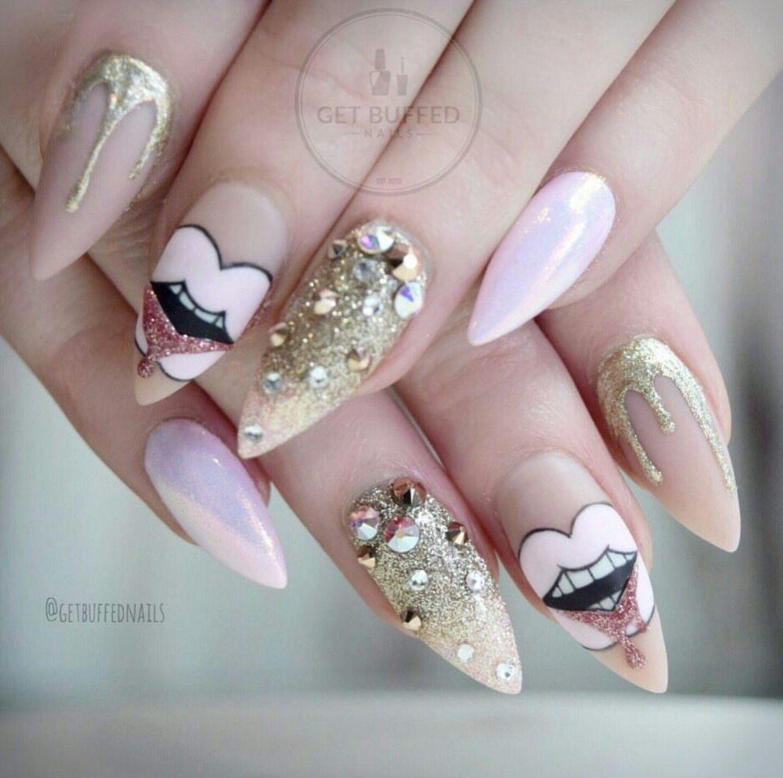 Gorge ♡ | Fake Nails ♡ (Acrylic/Gel) | Pinterest | Nail nail, Make ...