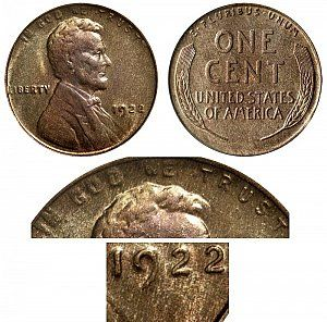 Most Valuable US Pennies - Highest Value 1 Cent Coins   Common Cent