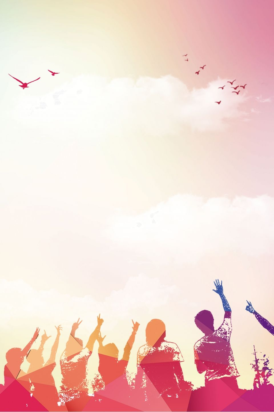 Welcome To New School Poster Background Psd Poster Background Design Welcome Background Background Design