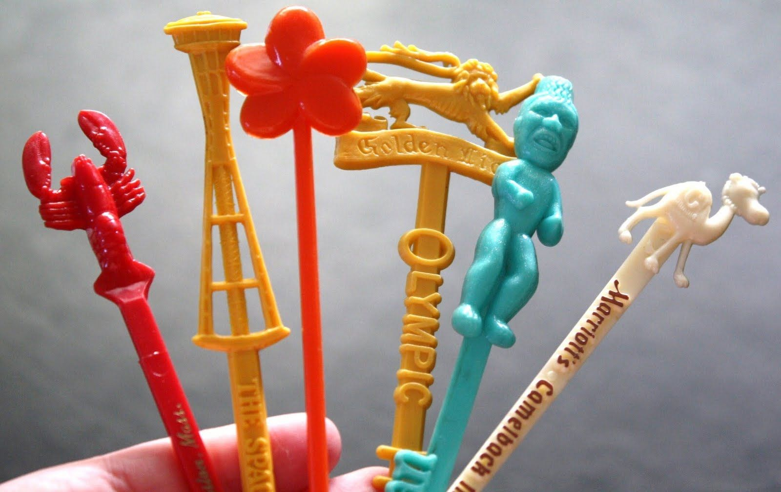Vintage swizzle sticks Google Image Result for http://2.bp ...