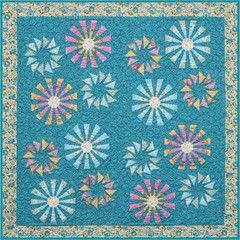Prairie Pinwheels Quilt Kit