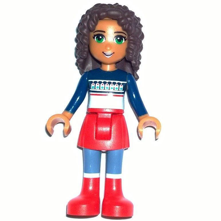 ITEM LEGO Friends Andrea 2015 issue DESCRIPTION Good ...