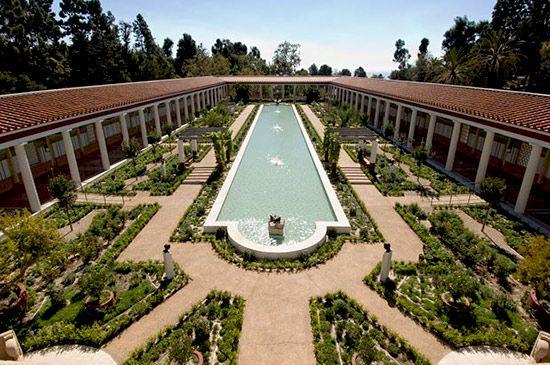 Romano impero: il giardino romano roma pinterest