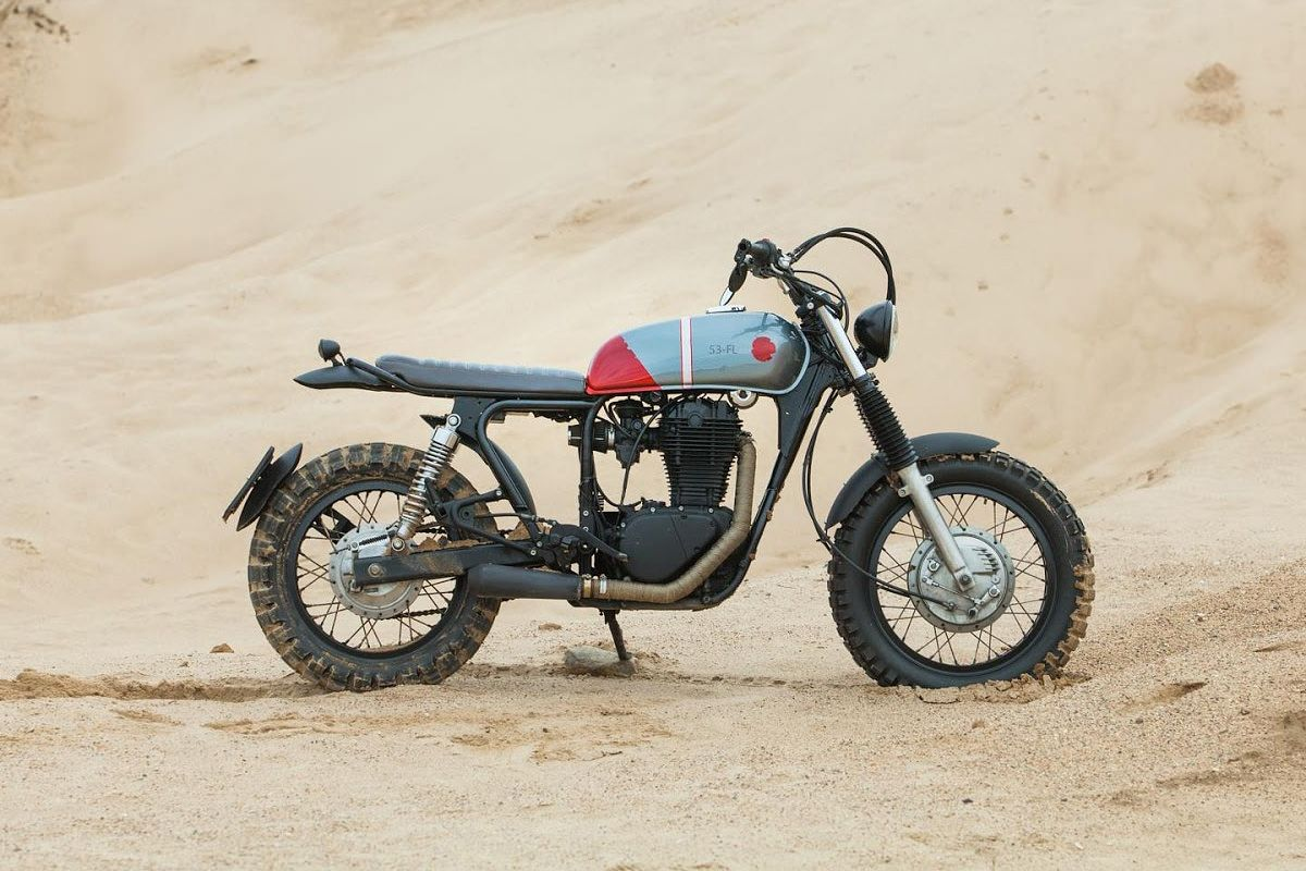 Suzuki Tempter by 53 Fast Living - Bike EXIF