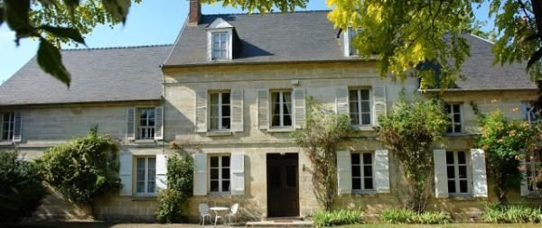 authentic French country architecture | House Exteriors and