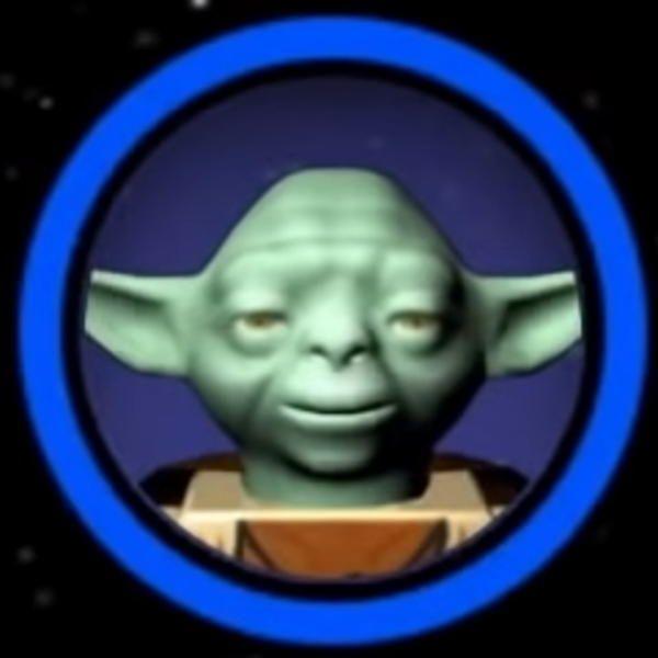 Photo of Yoda Lego Star Wars Icon | Lego Star Wars Icons