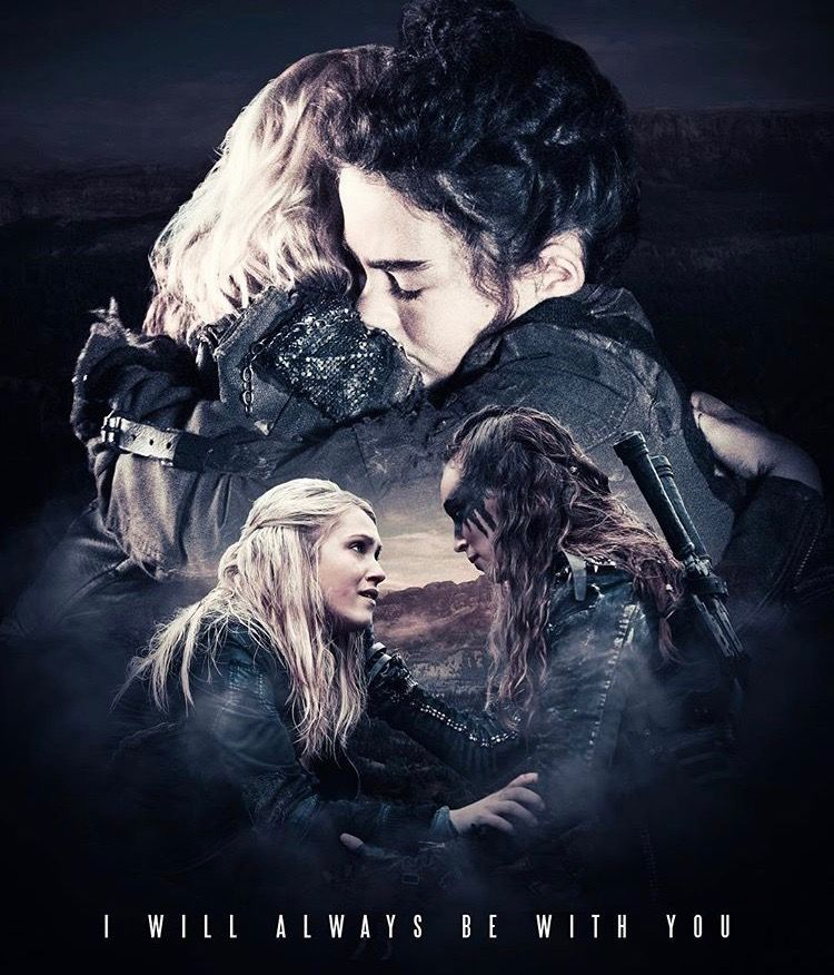 Pin by Leah Musten on Clexa family in 2019 | The 100 clexa
