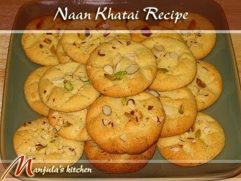 Nan khatai biscuits recipe by manjula recipes pinterest nan khatai biscuits recipe by manjula forumfinder Gallery