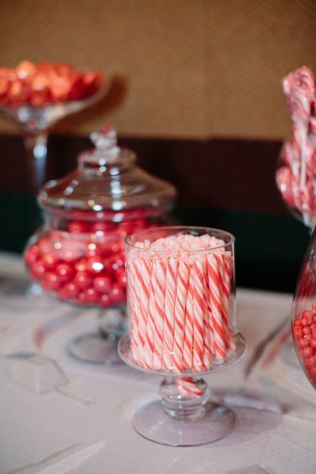 Red & White Theme Candy Bar! https://www.facebook.com/candybarbuffetbyallieallure