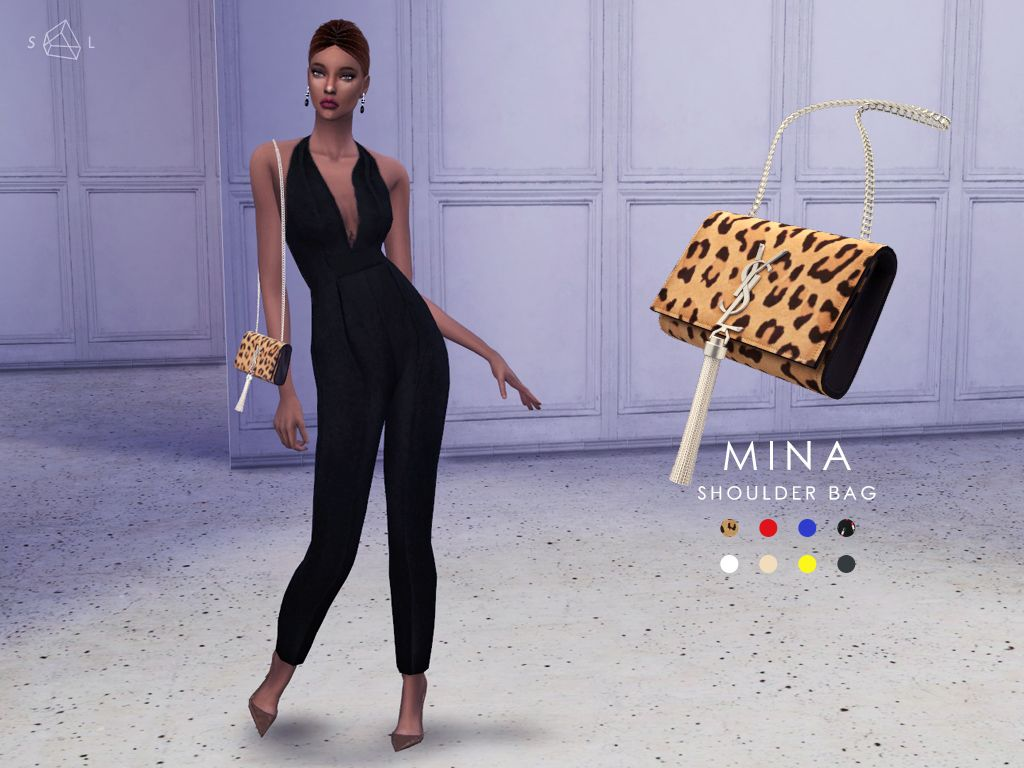 Lana Cc Finds Bag Mina By Starlord Sims 4 Cc Sims 4