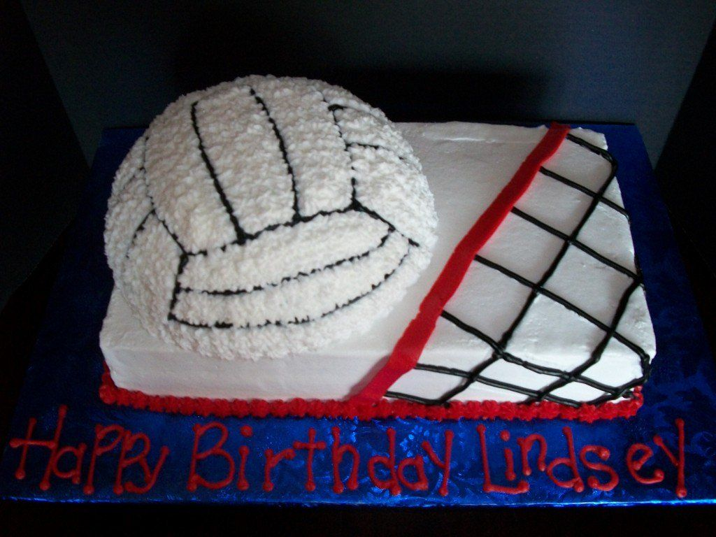 Volleyball Cake Pictures Wallpaper Volleyball Birthday Cakes Volleyball Cakes Cake