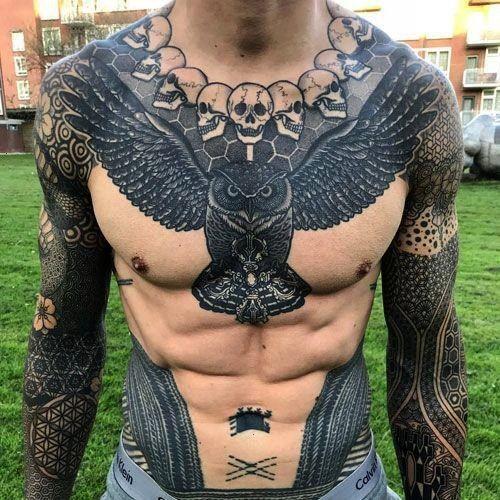 Badass Tattoos For Men Cool Designs  Ideas 2019 Guide 101 Badass Tattoos For Men Cool Designs  Ideas 2019 Guide  Hottest and Trendiest Body Tattoos  DarlingNaija Another...