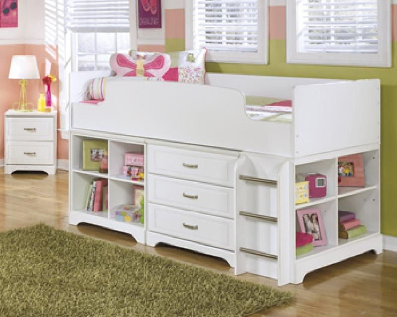 Cute bed for your little princess! by Ashley Furniture in Longview
