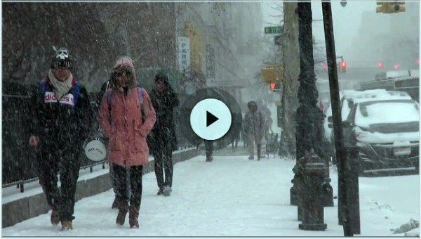 Nueva York declara estado de emergencia; advierte a la población permanecer en sus casas