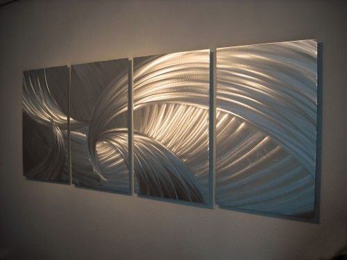 Contemporary Metal Wall Art Abstract Metal Art Modern Metal Art