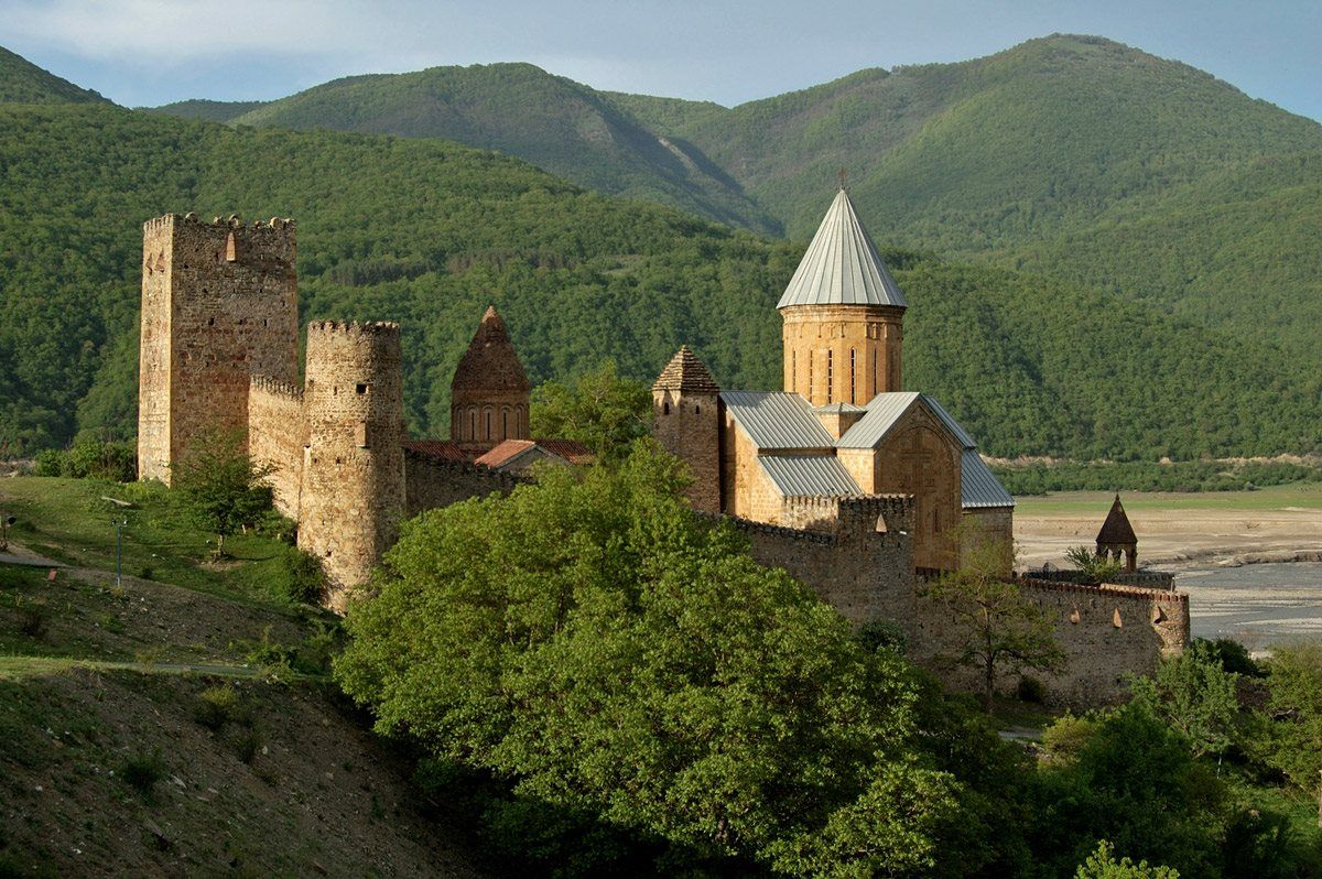 Ananuri Fortress - Georgia