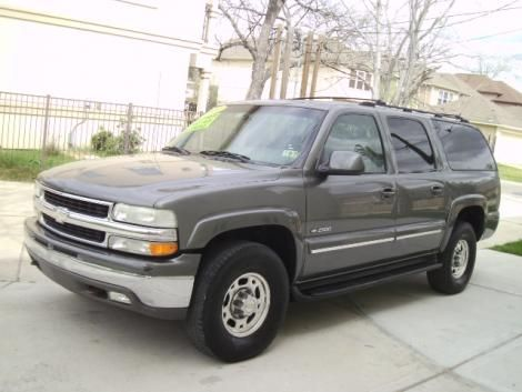Used Chevrolet Suburban 2500 Lt For Sale In Texas For Only 7999