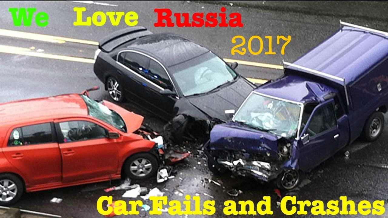 We Love Russia 2017 - Car Fails and Crashes from Russia 🌶 Epic ...