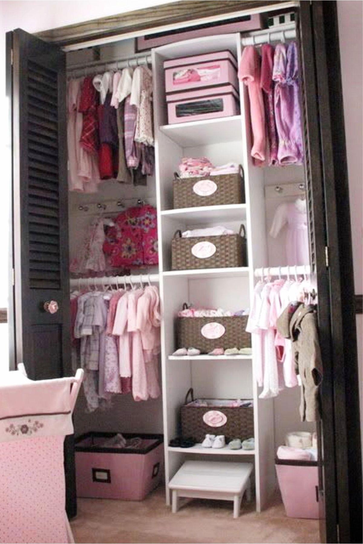 Baby Closet Ideas: 28 Nursery Closet Organization, Storage and