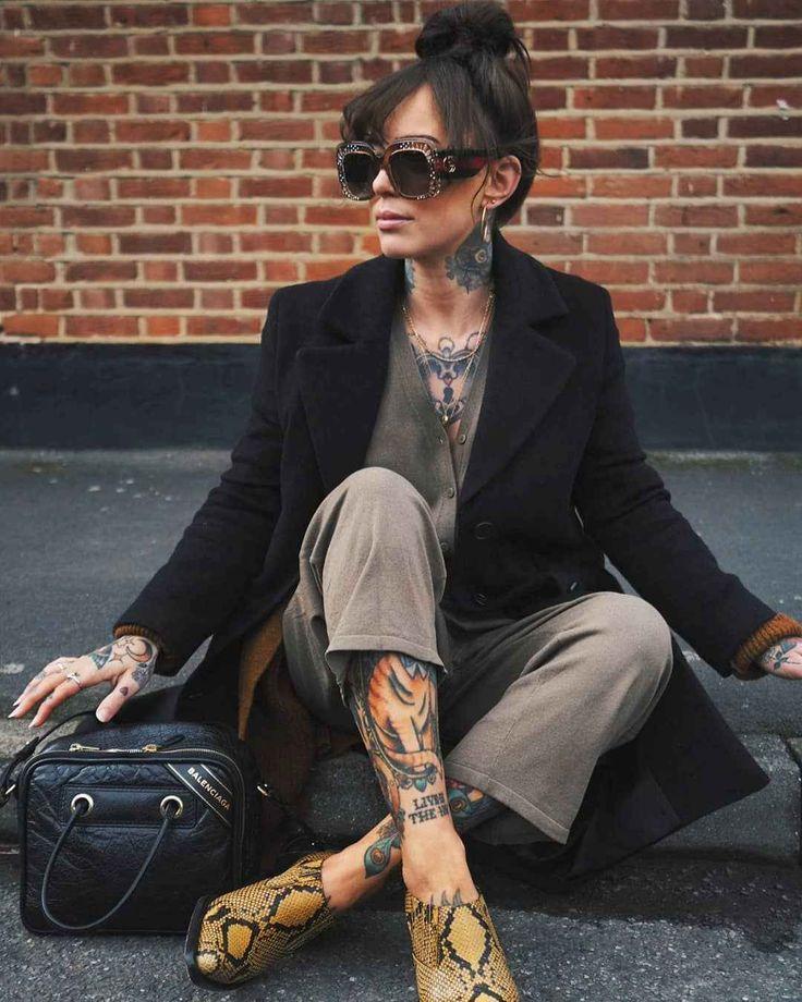#inkpplcom  #inkpeople  #inked  #tattoo  #models  #tattooed  #inkedmodel  #inkedgirls  #tattooedmodel  #alternativemodel  #famoustattooedgirl  #fashionmodel  #inkmodels  #inkmodel  #inkgirls  #tattooedgirls #model #fashion  Tattooed model and fashion blogger Sammi Jefcoate, inked girl   United Kingdom, Italy  