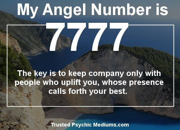 Angel Number 7777 means that love is coming to you  Discover when