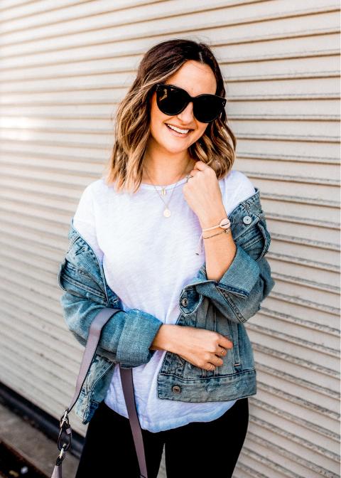 Shell Jewelry Roundup | Fashion, Leggings fashion, Street style