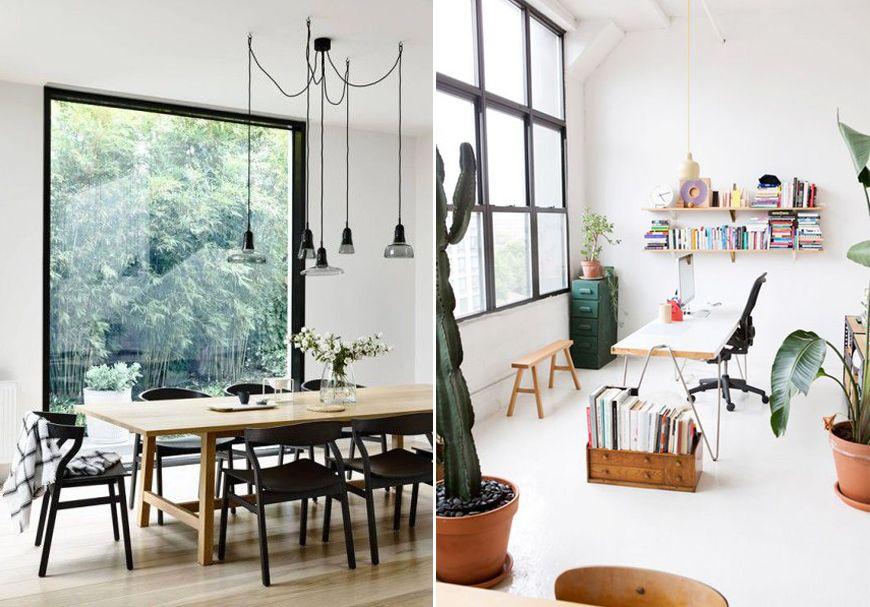 Clair scandinave moderne besta industrielle meuble bureau