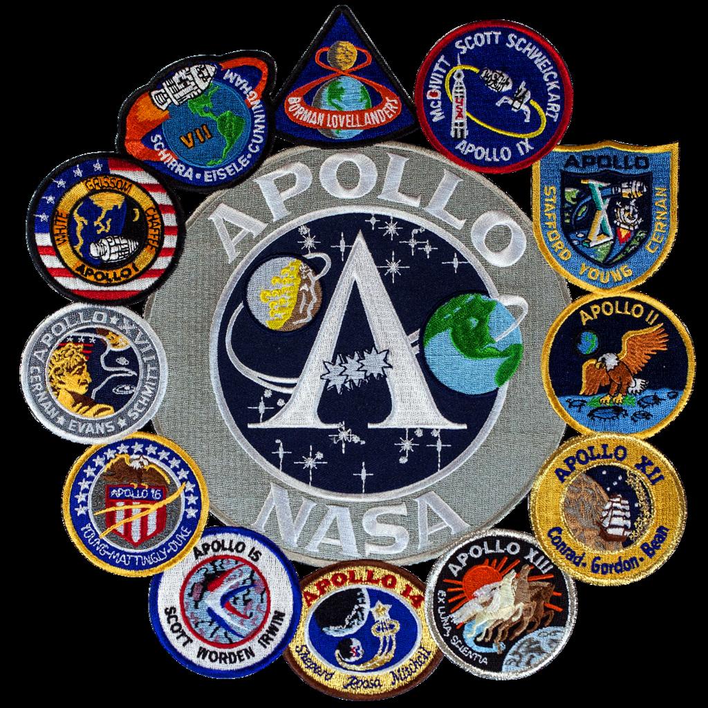NASA Orginal spaziale toppa Gemini progetto Sticker