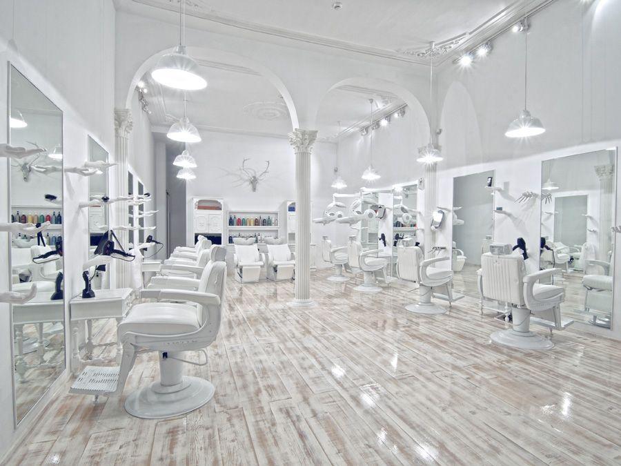 Le salon de coiffure qui donne envie a lisbonne for Salon de coiffure qui recherche apprenti