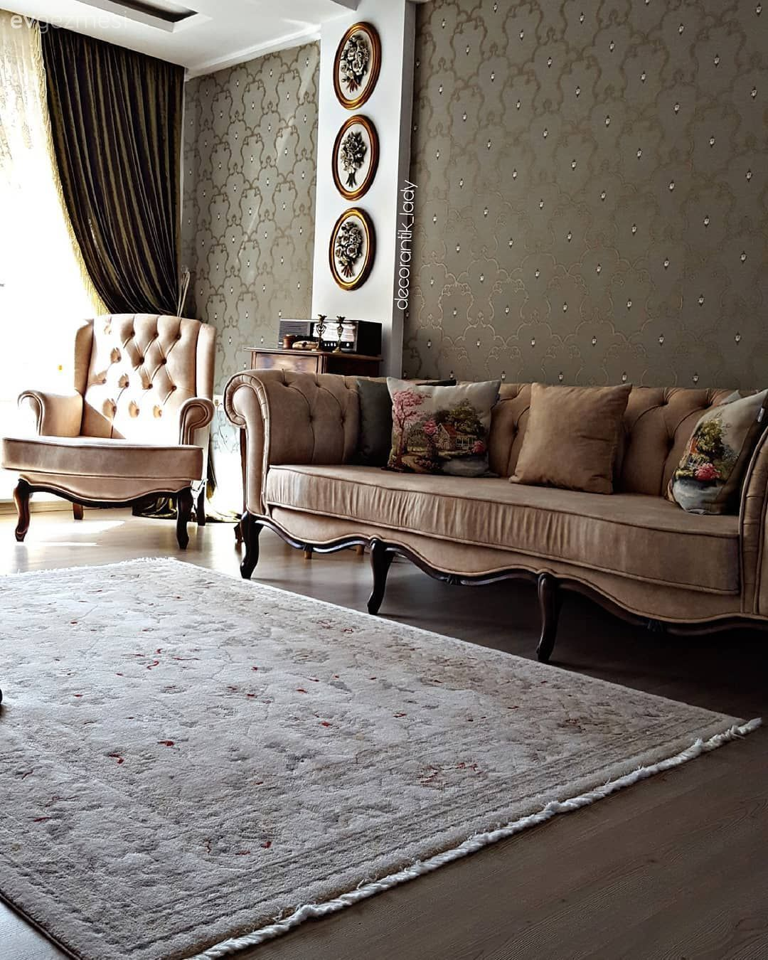 100 Harika Salon Dekorasyonu Salon Takimlari Modeller Ve Fikirler Ev Gezmesi Home Design Decor Oturma Odasi Takimlari Oturma Odasi Fikirleri