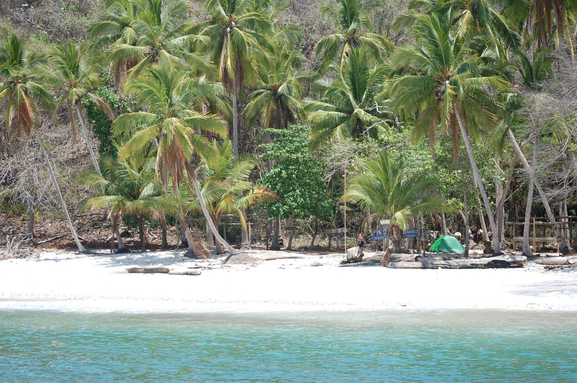 Tortuga Island, Costa Rica!