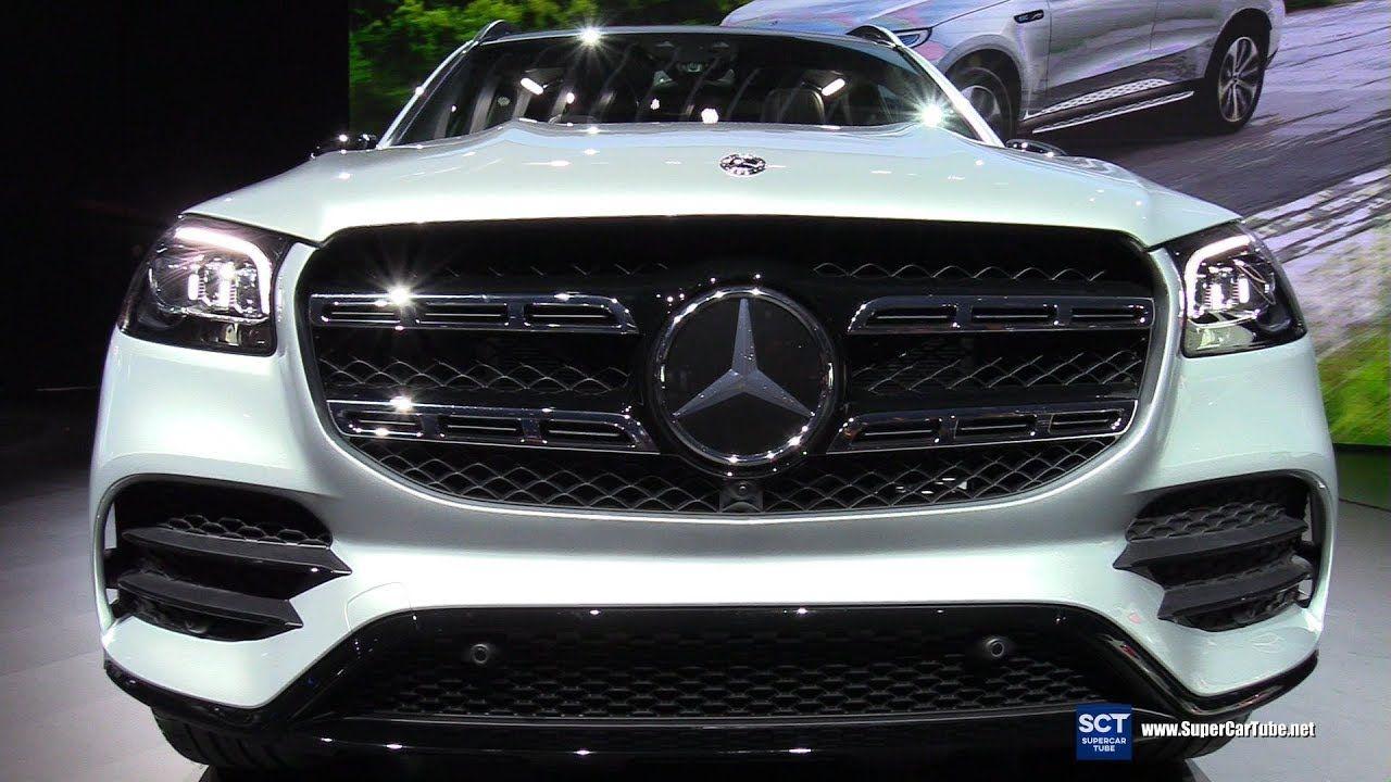 2020 Mercedes Benz Gls 580 4matic Exterior Interior Walkaround