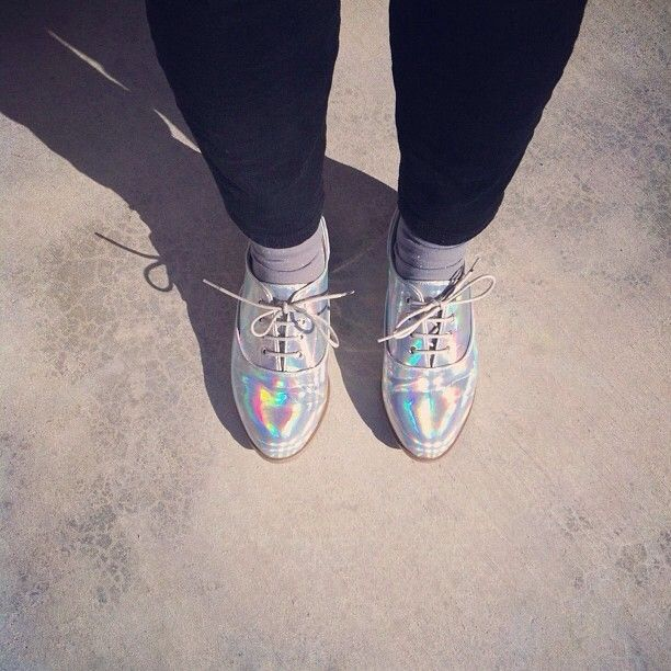 Holographic. #urbanoutfitters