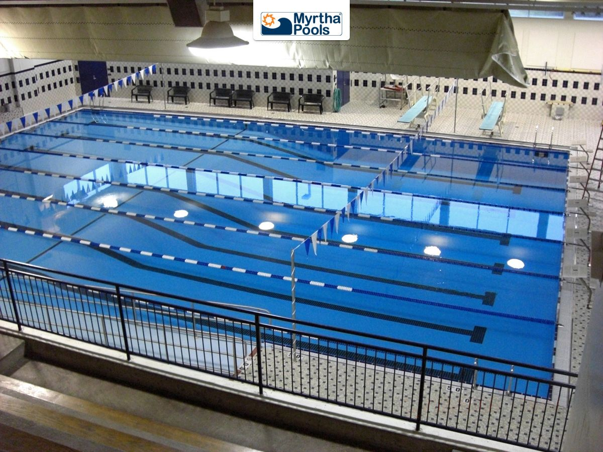 Ncaquatics Specializes In Competition Training Pools And Other Commercial Swimming Pool