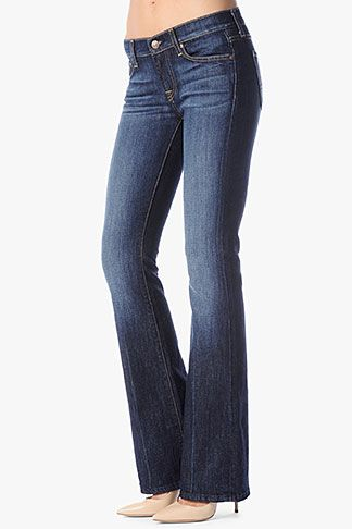 bb0970cbb75 7 For All Mankind, Original Bootcut in Nouveau New York Dark, nouveaunyd,  Womens : Denim : Basics, AU07542A $180