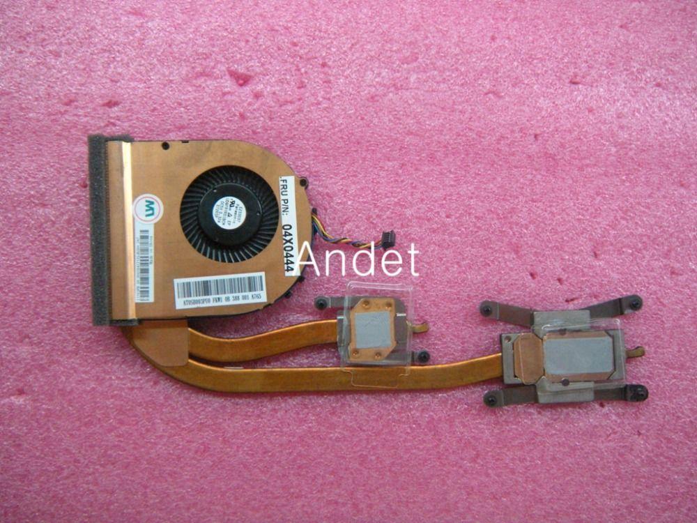 New Original For Lenovo ThinkPad T440S T450S Fan Heatsink