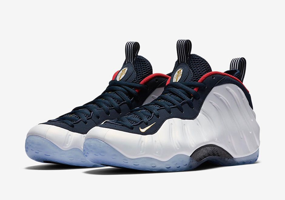 Nike Will Be Releasing These Olympics Foamposites Next Week •  KicksOnFire.com