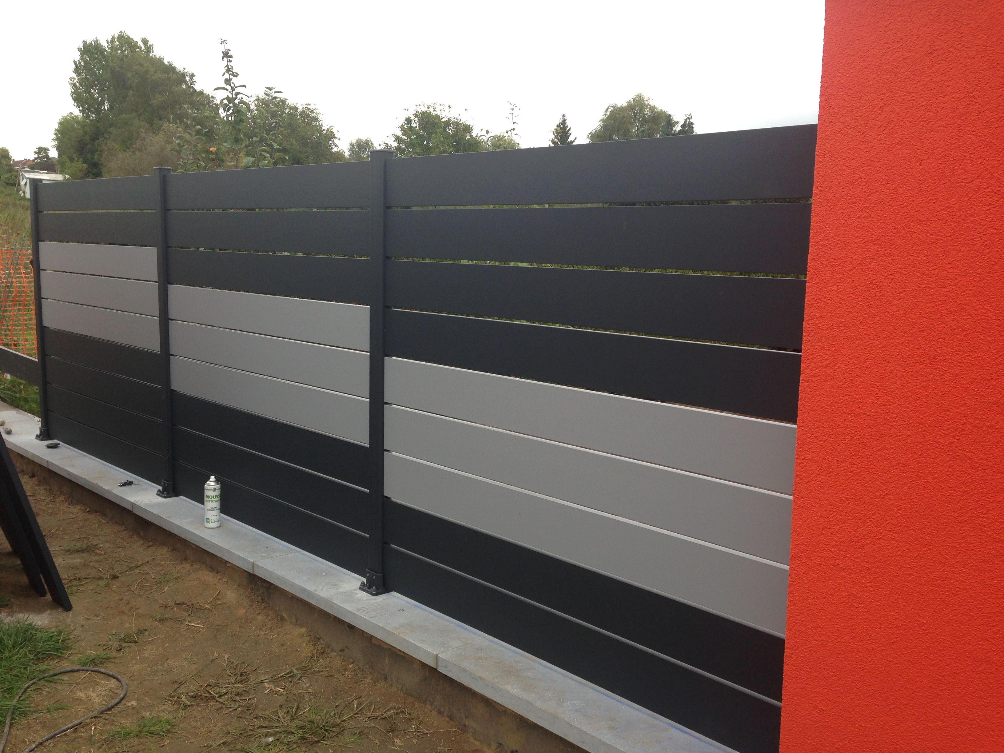 palissades aluminium briz claustra. Black Bedroom Furniture Sets. Home Design Ideas