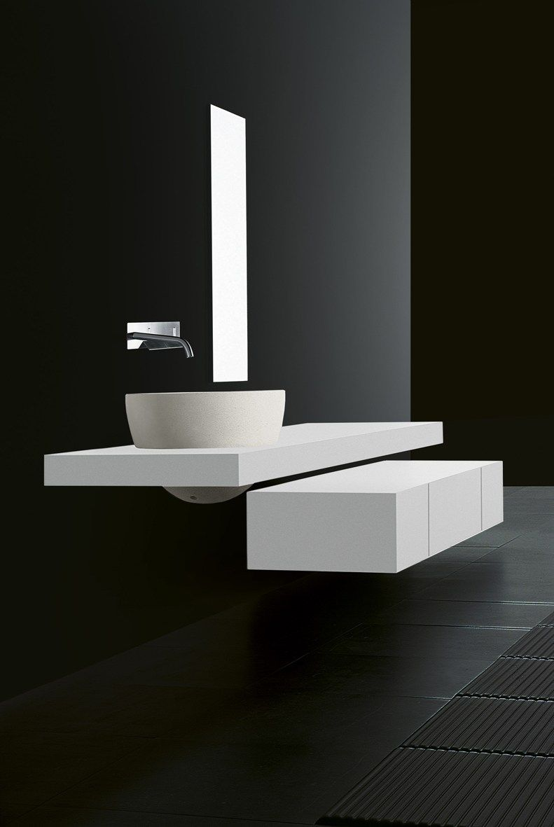 i fiumi lavabo en pierre by boffi design claudio silvestrin abri de jardin pierre pinterest. Black Bedroom Furniture Sets. Home Design Ideas