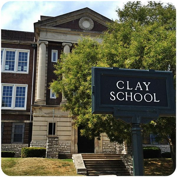 Clay Elementary School, St. Louis, MO - Quaker Historical ...