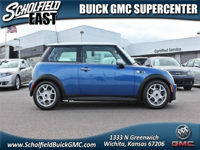 2006 Mini Cooper S For Sale In Wichita Ks 67206