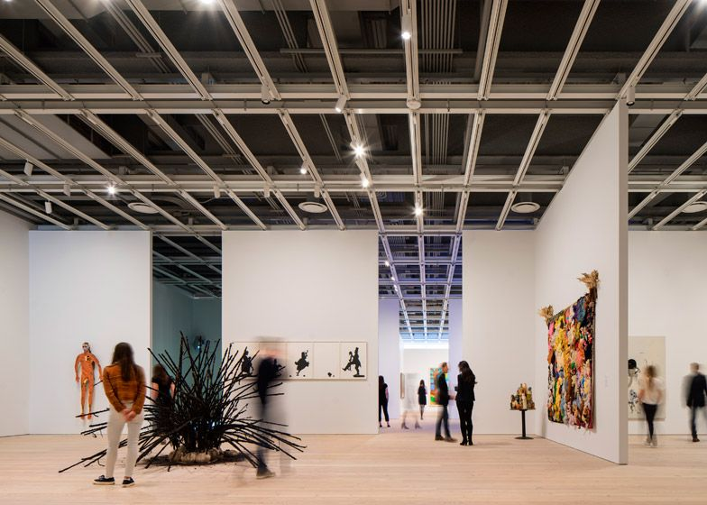 Whitney Museum Interior