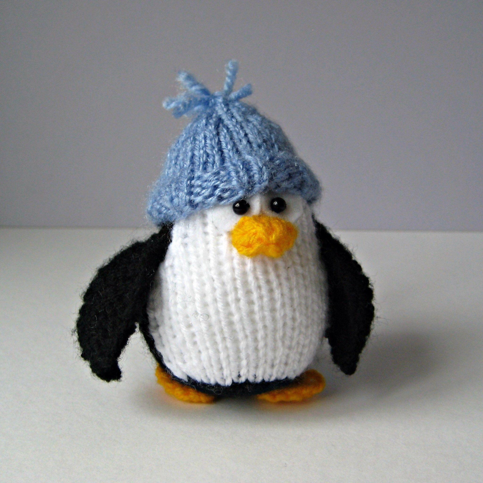 Bubble Penguin http://fluffandfuzz.weebly.com/pattern-store/bobble ...
