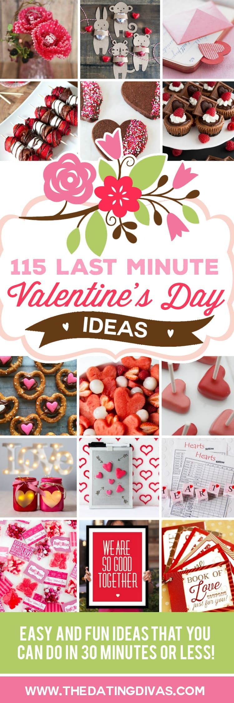 115 last minute valentines day ideas - Last Minute Valentines Gifts For Him