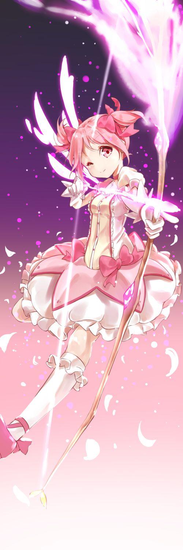zerochan/Mahou Shoujo Madoka☆Magica/Kaname Madoka/#1829255 via ispicks.com